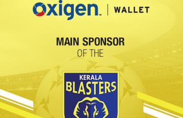 Oxigen Wallet partners Kerala Blasters