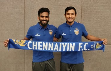CK Vineeth and Narzary join Chennaiyin FC on loan, Bodo moves to Blasters