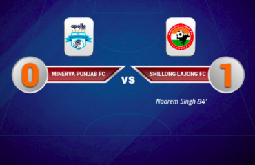 I-league 2018-19 -- Relegation-threatened Shillong Lajong pull off shock win over Minerva Punjab