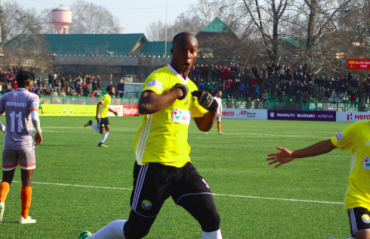 I-league 2018-19 - Real Kashmir beat Chennai City at home, wrench open title race