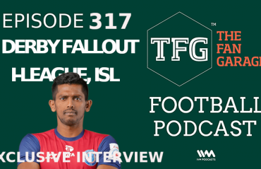 TFG Indian Football Podcast -- Exclusive chat with Raju Gaikwad, I-League & ISL updates