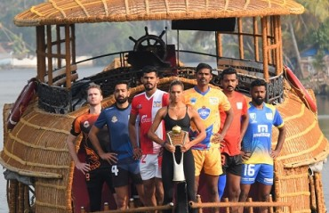 Stage set for inaugural edition of RuPay Pro Volleyball League