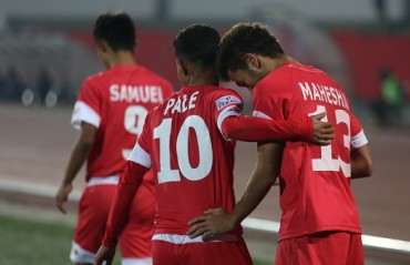 I-League: Naorem scores 7 minutes from time in Lajong's 3-2 win over Churchill