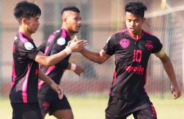 Elite League - Minerva beat FC Goa to set up FC Pune City clash in final