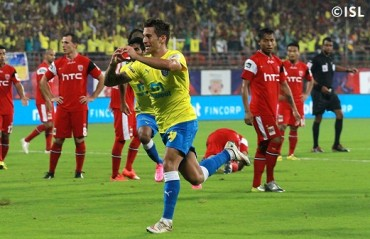 MATCH REPORT: Kerala ups the pace to score a runaway 3-1 win over NorthEast United