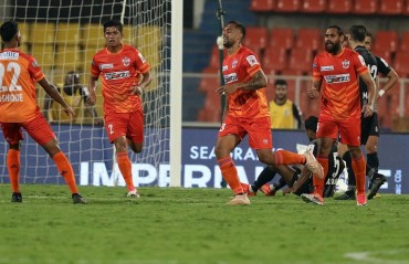 ISL: FC Pune City and ATK's 2-2 draw hurts both team's playoff hope