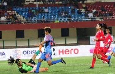 Hero Gold Cup: India Women's team lose 2-1 to Nepal