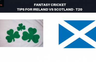 TFG Fantasy Sports: Fantasy Cricket tips in Hindi for Ireland v Scotland T20