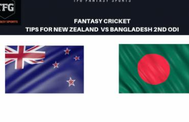 TFG Fantasy Sports: Fantasy Cricket tips in Hindi for New Zealand v Bangladesh 2nd ODI