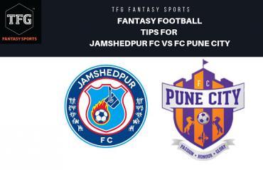 TFG Fantasy Sports: Fantasy Football tips for Jamshedpur FC vs FC Pune City - ISL