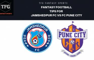 TFG Fantasy Sports: Fantasy Football tips in Hindi for Jamshedpur FC vs FC Pune City - ISL