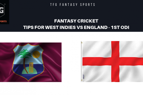 TFG Fantasy Sports: Fantasy Cricket tips for West Indies v England --1st ODI