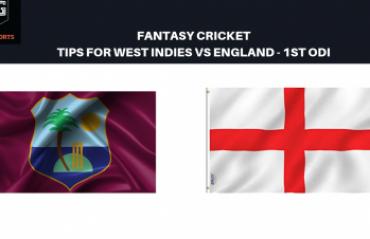 TFG Fantasy Sports: Fantasy Cricket tips in Hindi for West Indies v England --1st ODI