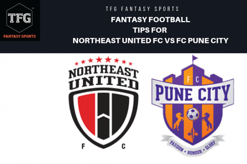 TFG Fantasy Sports: Fantasy Football tips for NorthEast United FC vs FC Pune City - ISL