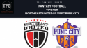 TFG Fantasy Sports: Fantasy Football tips in Hindi for NorthEast United FC vs FC Pune City - ISL