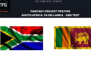 TFG Fantasy Sports: Fantasy Cricket tips for South Africa v Sri Lanka 2nd Test