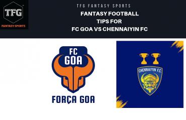 TFG Fantasy Sports: Fantasy Football tips for FC Goa vs Chennaiyin FC - ISL