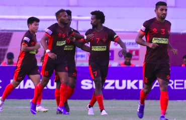 I-League 2018-19 -- Gokulam Kerala ensure relegation survival with win over NEROCA