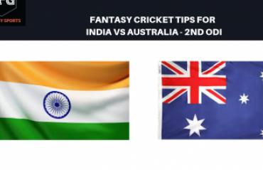 TFG Fantasy Sports: Fantasy Cricket tips in Hindi for India v Australia 2nd ODI