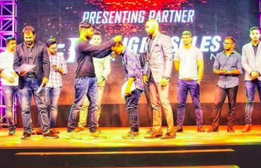 Bharat Kandare honours young MMA fighters in Bangalore