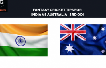 TFG Fantasy Sports: Fantasy Cricket tips in Hindi for India v Australia 3rd ODI