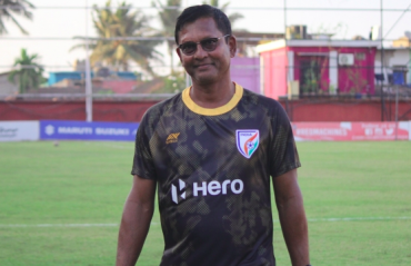 Derrick Pereira 'honoured' to be in charge of India U-23 at AFC qualifiers