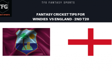 TFG Fantasy Sports: Fantasy Cricket tips for Windies v England --2nd T20
