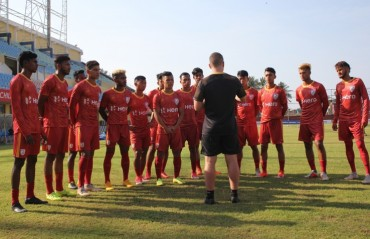 Derrick Periera announces squad for AFC U-23 Championship qualifiers