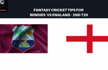 TFG Fantasy Sports: Fantasy Cricket tips in Hindi for Windies v England --2nd T20
