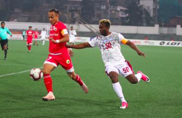 I-League 2018-19 -- Shillong Lajong bid adieu to top division with fighting loss to Mohun Bagan