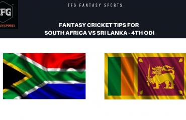 TFG Fantasy Sports: Fantasy Cricket tips for South Africa v Sri Lanka 4th ODI