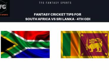 TFG Fantasy Sports: Fantasy Cricket tips in Hindi for South Africa v Sri Lanka 4th ODI