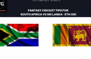 TFG Fantasy Sports: Fantasy Cricket tips in Hindi for South Africa v Sri Lanka fifth ODI