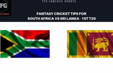 TFG Fantasy Sports: Fantasy Cricket tips in Hindi for South Africa v Sri Lanka first T20