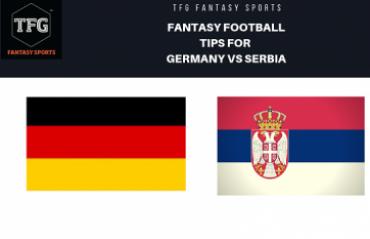 TFG Fantasy Sports: Fantasy Football tips in Hindi for Germany vs Serbia - International friendly