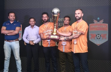 Chennai City FC bag most awards at the Hero I-League 2018-19 Awards