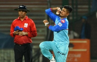 IPL is the perfect platform for players like me, says Delhi Capitals' 18-year-old spinner Sandeep Lamichanne