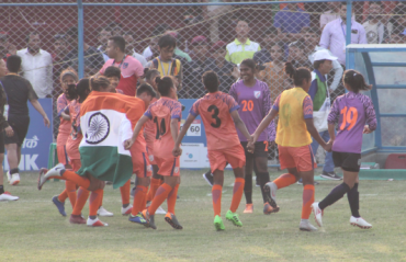 WATCH -- India defeat Nepal 3-1 to win the SAFF Women's Championship for the 5th time