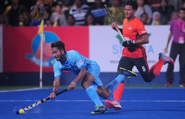 Upbeat Indian Men's Hockey Team beat hosts Malaysia 4-2