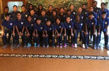 Faster acclimatization will benefit team believes Indian Women's team coach Maymol Rocky