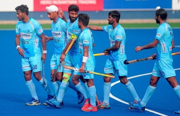 Indian Men's Hockey Team remain unbeaten with 10-0 win against Poland