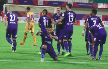 Super Cup 2019 -- Chennaiyin FC reach quarter finals beating Mumbai City 2-0