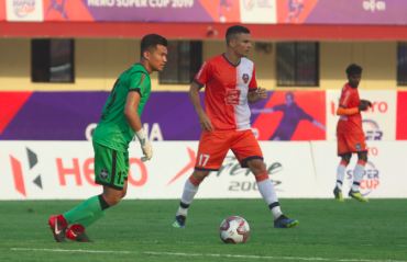 Super Cup 2019 -- FC Goa beat Indian Arrows 3-0 in round of 16