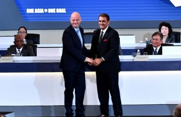 Praful Patel elected a FIFA Council Member at the 29th AFC Congress Malaysia 2019