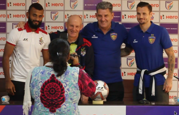 Super Cup 2019 - Chennaiyin FC vs ATK - Full Pre Match Press Conference