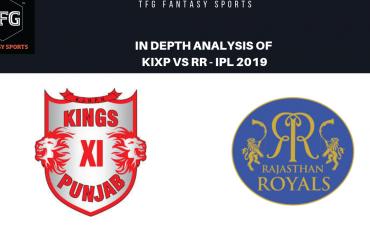 TFG Fantasy Sports: Stats, Facts & Team for Kings XI Punjab v Rajasthan Royals