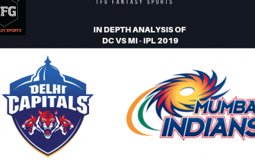TFG Fantasy Sports: Stats, Facts & Team for Delhi Capitals v Mumbai Indians