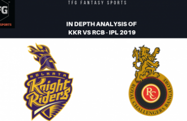 TFG Fantasy Sports: Stats, Facts & Team in Hindi for Kolkata Knight Riders v Royal Challengers Bangalore