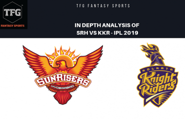 TFG Fantasy Sports: Stats, Facts & Team for Sunrisers Hyderabad vs Kolkata Knight Riders