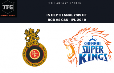 TFG Fantasy Sports: Stats, Facts & Team for Royal Challengers Bangalore vs Chennai Super Kings